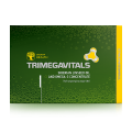 Trimegavitals. Siberian linseed oil and omega-3 concentrate, 30 capsules